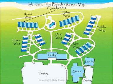 Islander on the Beach Condo 225 − Studio Beachfront Condo, Kauai on kiahuna resort map, kauai restaurant map, kauai hotel resort map, kauai camping map, poipu kai resort map, sheraton kauai map, regency hyatt kauai resort map, best beach kauai map, poipu street map, kona village resort map, hotel wailea maui map, tunnels beach kauai map, poipu hotels map, marriott maui ocean club resort map, kauai tourist map of resorts, kauai hiking trail maps, kauai mall map, the point at poipu map, kauai beach villas map, kauai bay resort map,