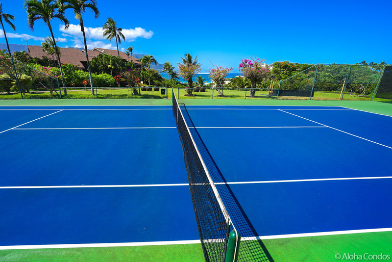 b74ab0ae184ea ... Tennis Courts at The Hanalei Bay Resort ...