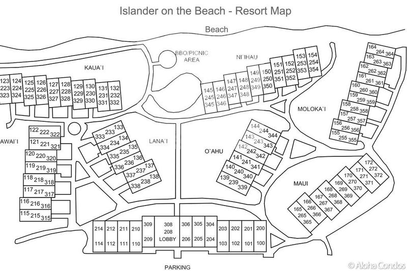 Islander on the Beach - 10 Condo Rentals | Aloha Condos & Homes