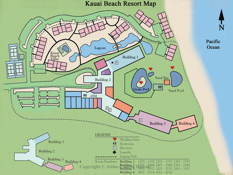 Kauai Beach Resort Condos  1 Condo Rental  Aloha Condos  Homes