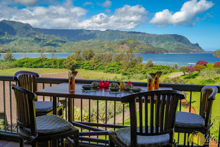 Overview - Condo 4323, Hanalei Bay Resort