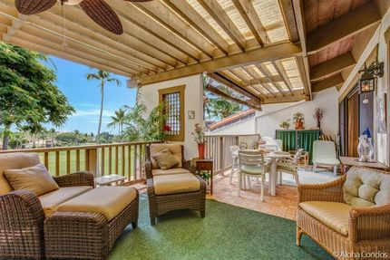 Golf Course  & Ocean View Lanai - Condo 2 203, Kona Coast Resort