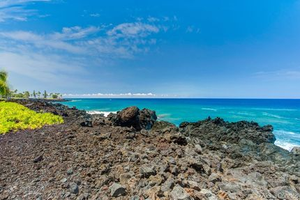 View from Lanai - Townhome 177, Keauhou Kona Surf And Racquet Club