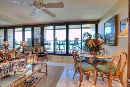 Dining Area - Condo 412, Kaleialoha Resort