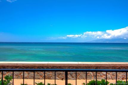 Overview - Condo 108, Maui Kai Beach Resort