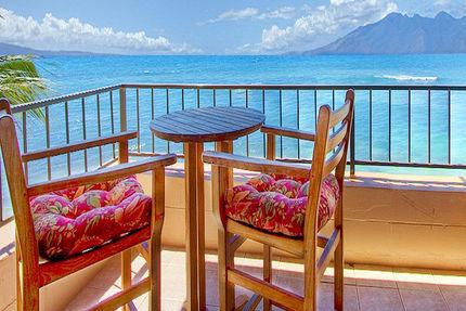 View - Maui Kai Beach Resort, Unit 301