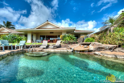 Moana Kai Beach House, Kauai Vacation Homes