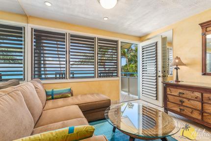 Napili Bay Resort Condo 201 Studio Beachfront Condo