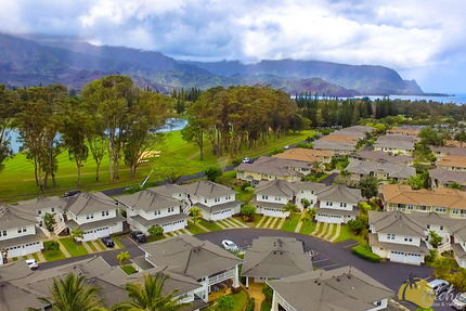 Overview - Condo 1221, Plantation At Princeville