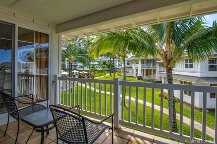 Overview - Condo 1222, Plantation At Princeville