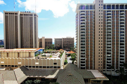 View - Ilikai Hotel And Apartments, Condo 1118