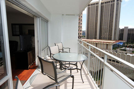 Dining Area - Ilikai Hotel And Apartments, Condo 1118