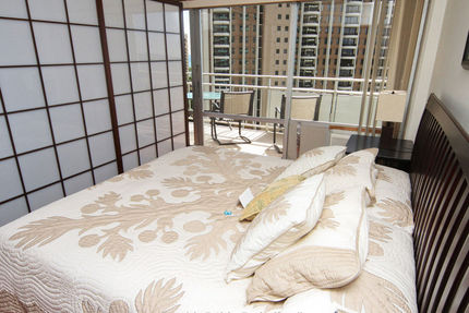 Bedroom - Ilikai Hotel And Apartments, Condo 1118
