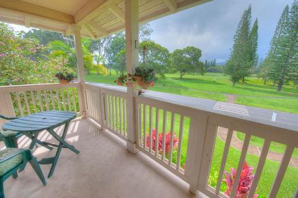 View - Nihilani at Princeville, Townhome 19a