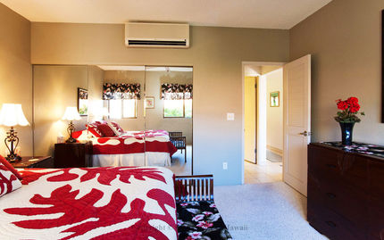 Bedroom - Kona Coast Resort at Keauhou Gardens, Unit 5-102