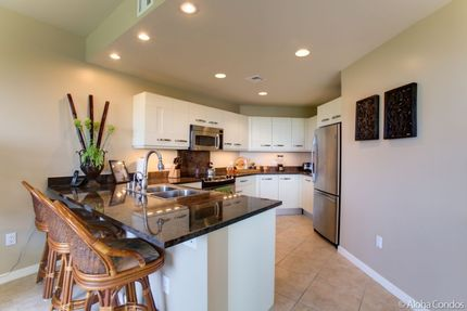 Kitchen - Townhome M 4, Na Hale O Keauhou