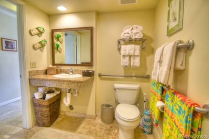 Bathroom - Condo 111, Islander On The Beach
