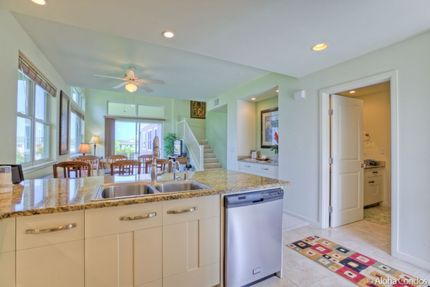 Kitchen - Townhome I 1, Na Hale O Keauhou