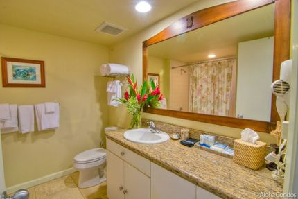 Bathroom - Condo 222, Islander On The Beach
