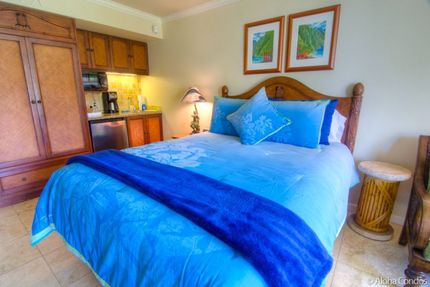 Studio Sleeping Area - Condo 222, Islander On The Beach
