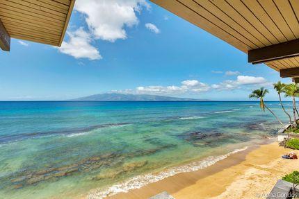 View from Condo Lanai - Condo 404, Nohonani Condos And Resort