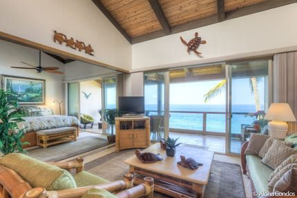 Penthouse 2 302, Keauhou Kona Surf And Racquet Club