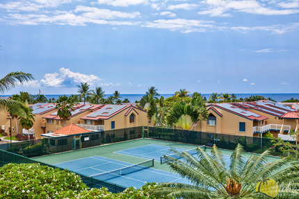 View from Townhome 7 205, Kona Coast Resort