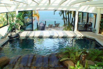 Pool - Home Hale O Wailele Petit, Maui Vacation Homes