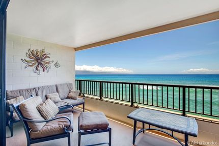 Overview - Condo 304, Maui Kai Beach Resort