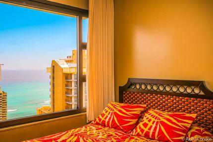 Overview - Condo 3806, Waikiki Banyan