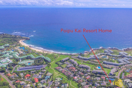 Walk to Beach Location - Poipu Kai Vacation Home