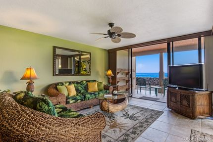 Overview - Condo 5 101, Keauhou Kona Surf And Racquet Club