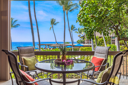 Your Waterfront Table Awaits ! - Condo 2602, Kanaloa